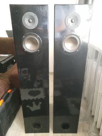 kolumny hi-fi stereo bi-amp