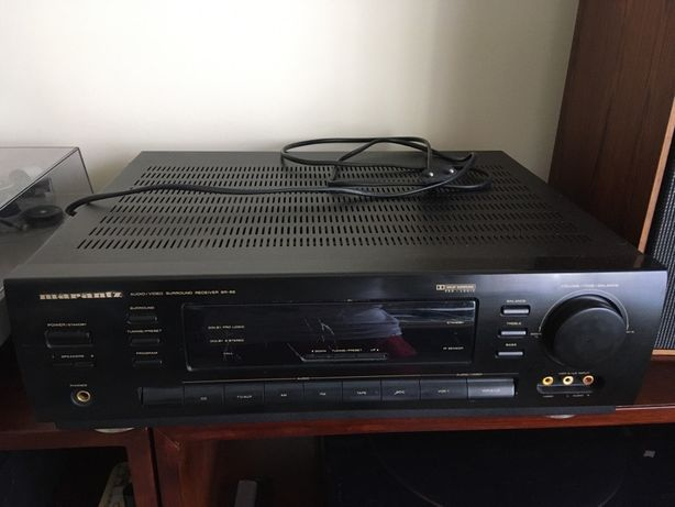 Marantz SR-66 surround receiver