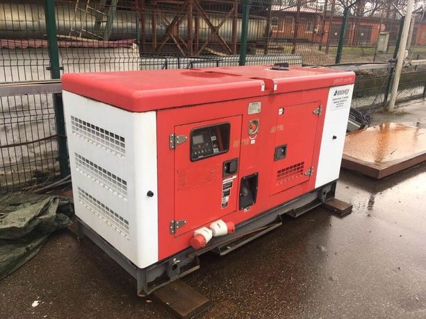 Продам дизельный генератор 30 кВт