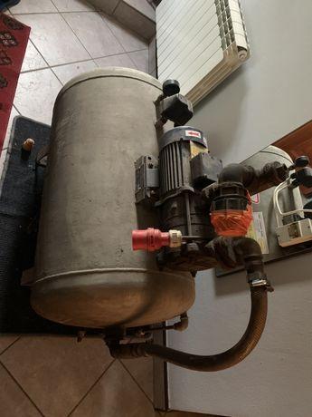 Pompa wody + terma