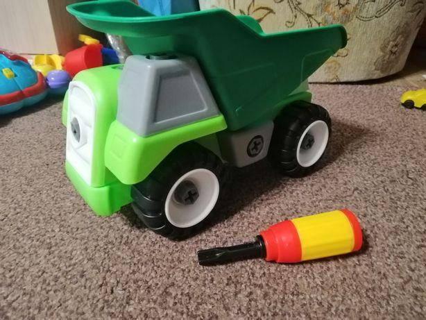 Конструктор грузовик