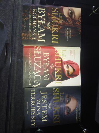 Książki Laila Shukri