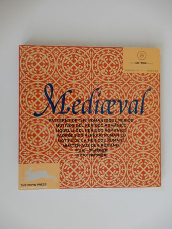 Mediaval - książka z płytą CD