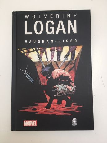 "Komiks ""Wolverine Logan"" Vaughan - Risso"