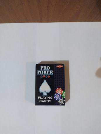 Карты для покера Pro Poker