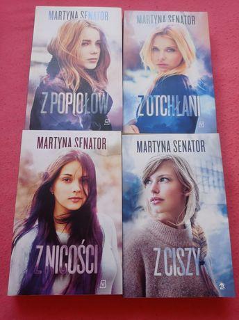 Książki Martyna Santor