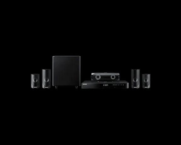 Kino domowe Blu-ray Samsung J5500 5.1BLACK