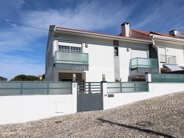 Sintra/Rinchoa excelente moradia T4 garagem com 130m2