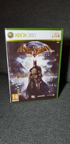 Batman Arkham Asylum na Xbox 360