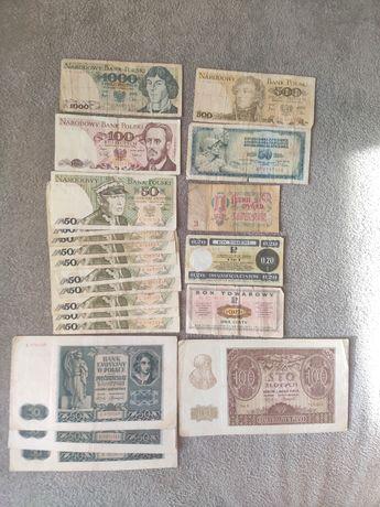 Monety/Banknoty kolekcjonerskie z prywatnej kolekcji