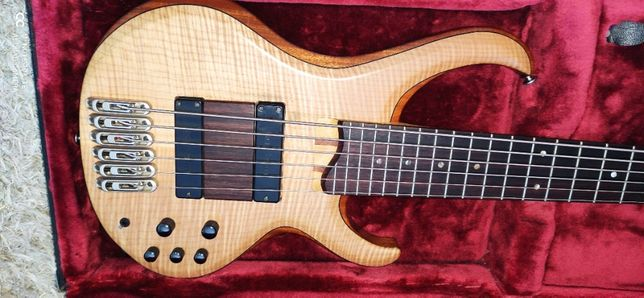 gitara basowa Ibanez BTB 1006 Prestige 6 strunowa