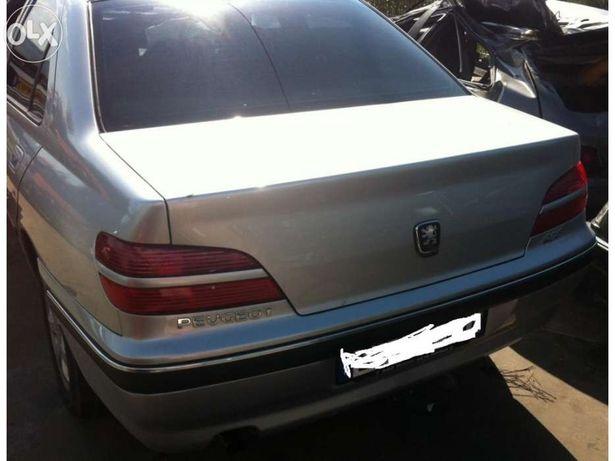 Peugeot 406 - peças 2002