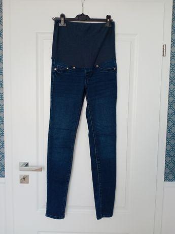 Ciążowe spodnie ciążowe dżinsy rozmiar S jak nowe raz ubrane