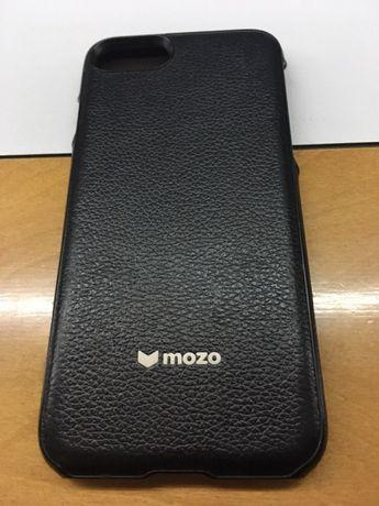 "Capa Pele nova iPhone 7/8 marca ""Mozo"""