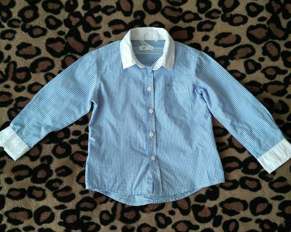 Koszula dla chłopca - rozmiar 92
