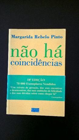 """Livro """"Não há coincidências"""""""