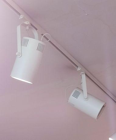 Oświetlenie sklepowe, biurowe