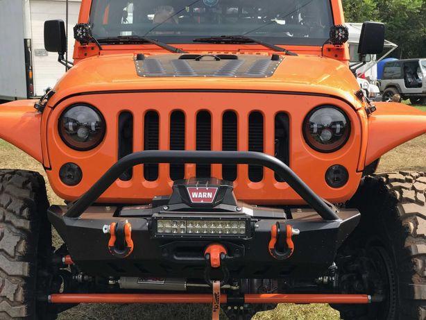Jeep Wrangler силовой бампер/силовий бампер/бампер силовой/Jeep
