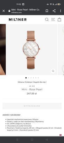 Zegarek damski Millner
