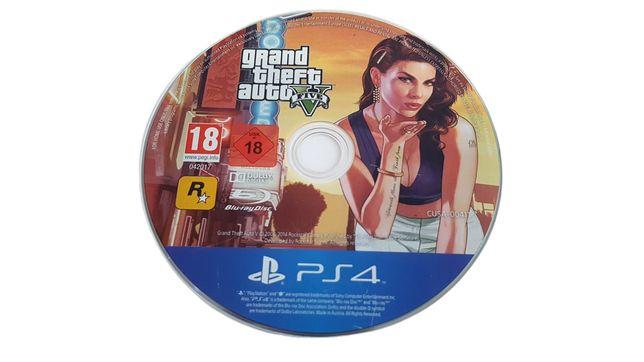 Gra GTA 5 Gta V PS4