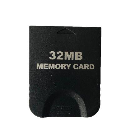 Cartão Memória 32MB Game Cube, Wii - portes grátis