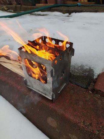 Kuchenka turystyczna na drewno FIREBOX