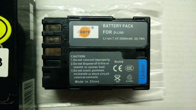 Bateria PENTAX D-LI90