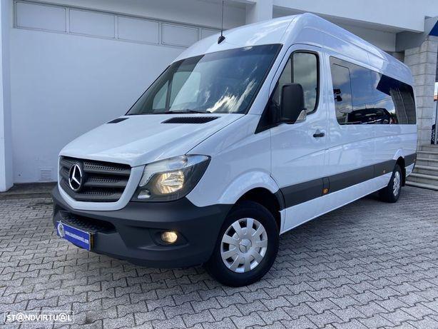 Mercedes-Benz Sprinter Aut.