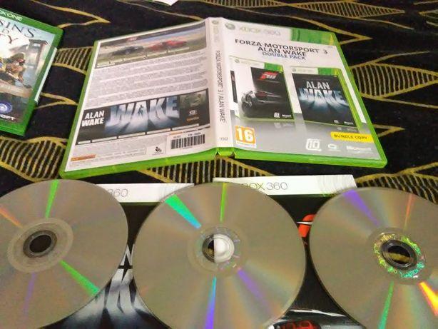 Forza Motorsport 3 + Alan Wake Xbox 360