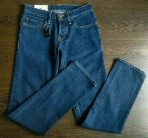 Hollister oryginalne damskie jeansy spodnie
