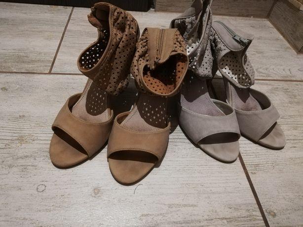 Oddam za ptasie mleczko dwie pary butów szpilek r 39