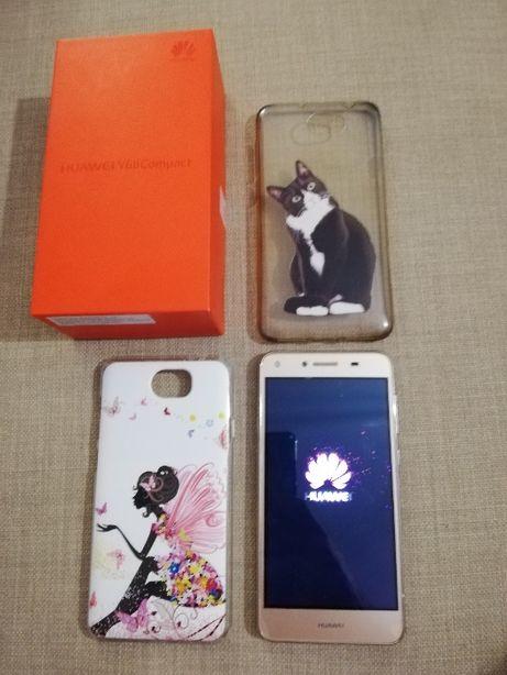 Vendo Telemóvel Huawei Y6 II Compact Gold