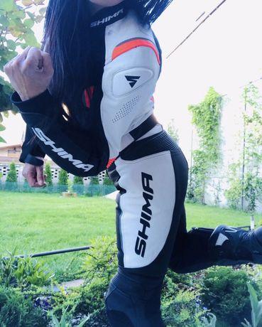 Shima Miura Fluo kombinezon motocyklowy damski