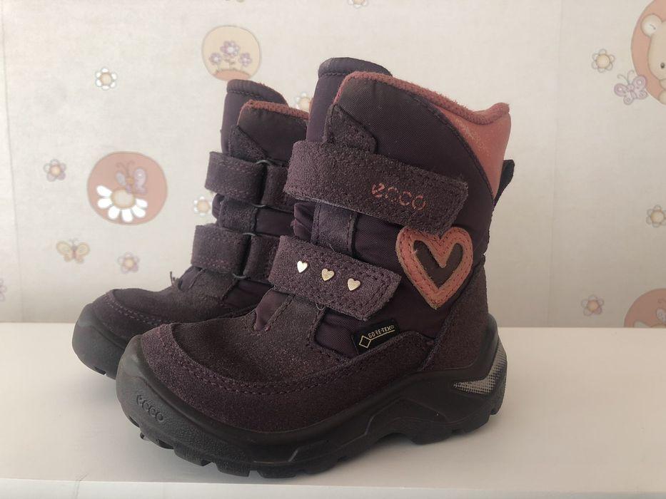 Продам детские ботинки Ecco Мерефа - изображение 1