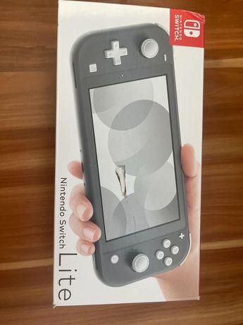 Konsola Nintendo switch lite sprzedam lub zamienię Nowa