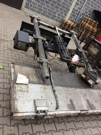Pomost hydrauliczny/winda