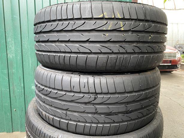 Шины летние б/у 245/45/R18 Bridgestone Potenza