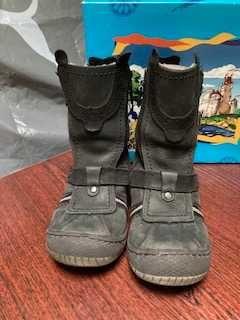 зимние ботинки Kemal Pafi 27p