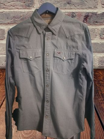 Koszula męska Hollister rozmiar M tylko 30zl