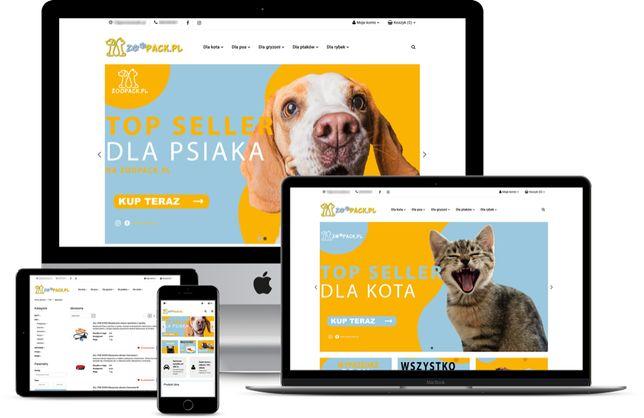 Sprzedamy profesjonalne sklepy internetowe działające w dropshipping