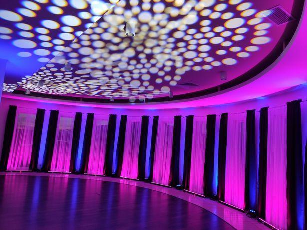Dekoracje Światłem | Oświetlenie na Wesele | Girlandy - Light4Events