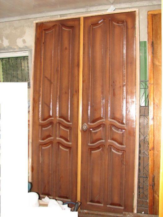 Двери внутренние двухстворчатые 240 х 138 см Вознесенск - изображение 1