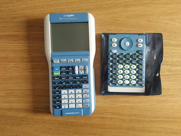 Calculadora Gráfica TI-NSPIRE com teclado CAS e TI-84