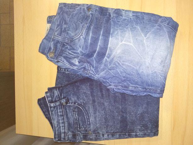 Spodnie jeansowe rozmiar 146