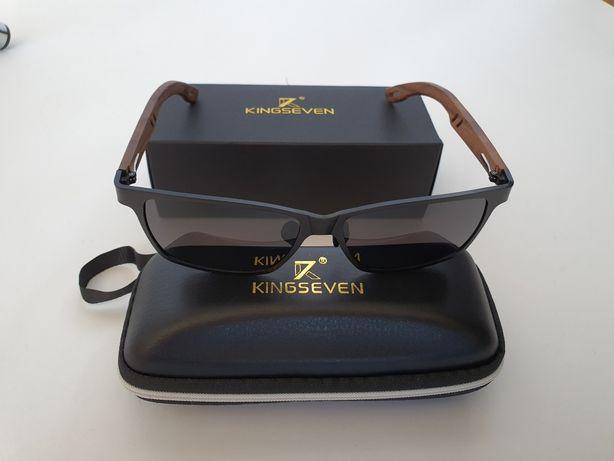 NOWE Okulary przeciwsłoneczne KingSeven