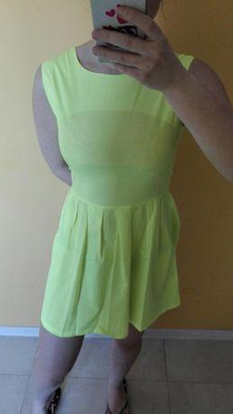Sukienka neon