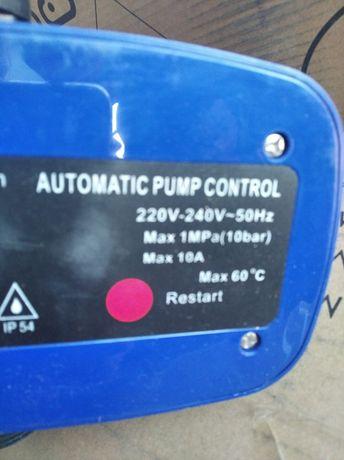 Automatic pomp control