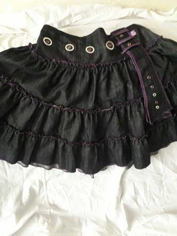 Срочно продам две юбки для школы рост 134