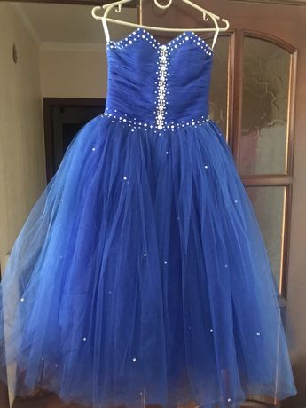 Выпускное платье в сад, школу, нарядное платье для девочки