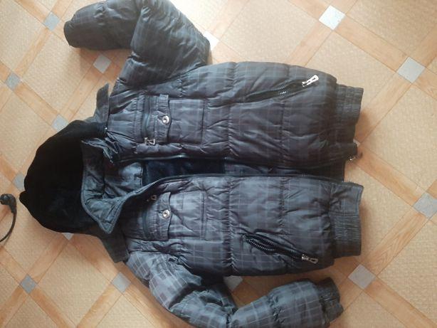 Зимняя мкэужская куртка